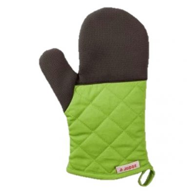 judge oven glove green