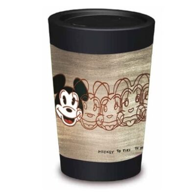 Cuppacoffeecup mickey to tiki