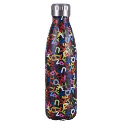 Avanti 500ml bottle alphabet