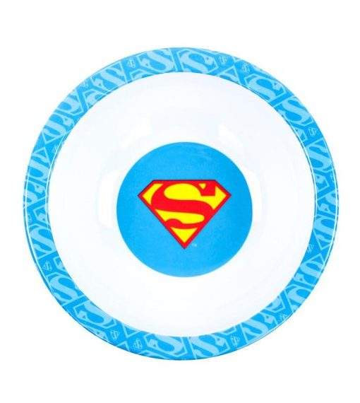 DC Comics Superman melamine bowl