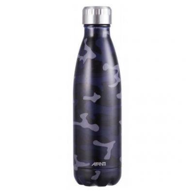 Avanti 500ml bottle camo blue