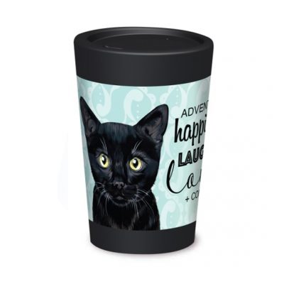 cuppacoffeecup cat adventures