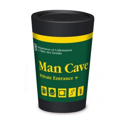 cuppacoffeecup man cave