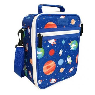 DISSCO Sachi Insulated lunch tote outer space