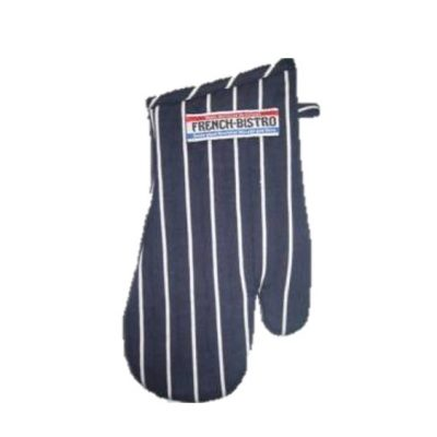 Oven glove Navy Tritex