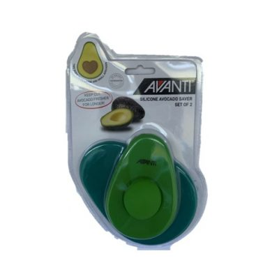 Avanti silicone avodado savers set of 2