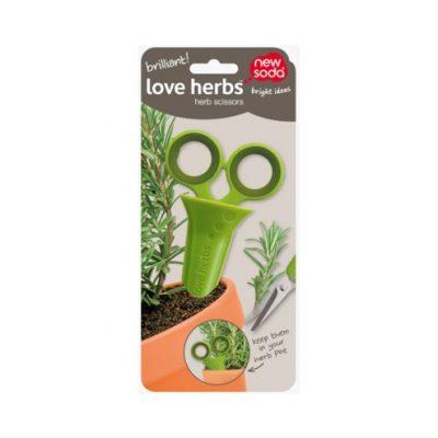 New Soda love herbs herb scissors