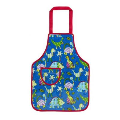 Ulster Weavers Childs apron Dinosaurs