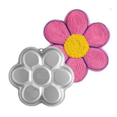 daisy cake pan