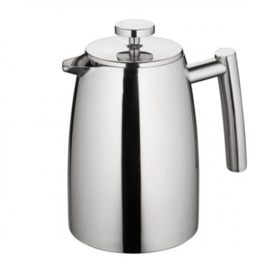 Avanti modena twin wall stainless steel coffee plunger 350 ml 3 cup